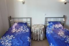 auroramar slaapkamer voor 2 of 3