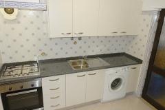 keuken vakantieappartement in Carvoeiro, Algarve