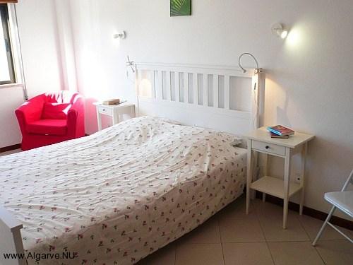 Master bedroom, vakantiehuis-appartement in de Algarve, Portugal