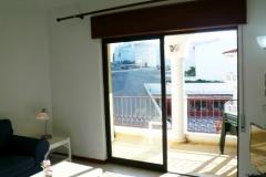 balkon op het Zuiden. Hele dag zon in uw appartement in de Algarve
