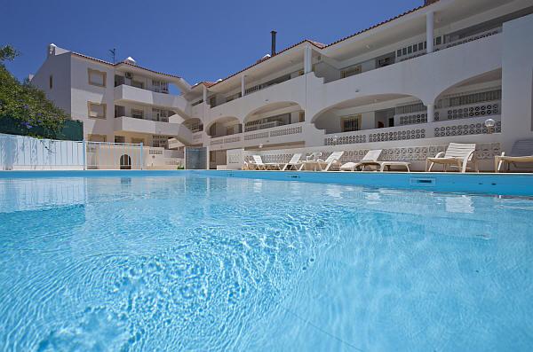 Carvoeiro Appartementen met zwembad